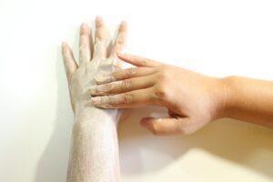 gommage bio peau