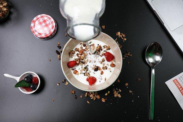 principe du régime sans lactose